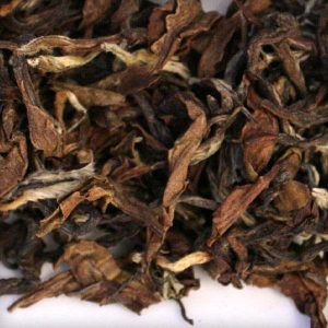 Darjeeling Oolong II Flush tea