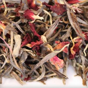 Rose Yin Hao green tea