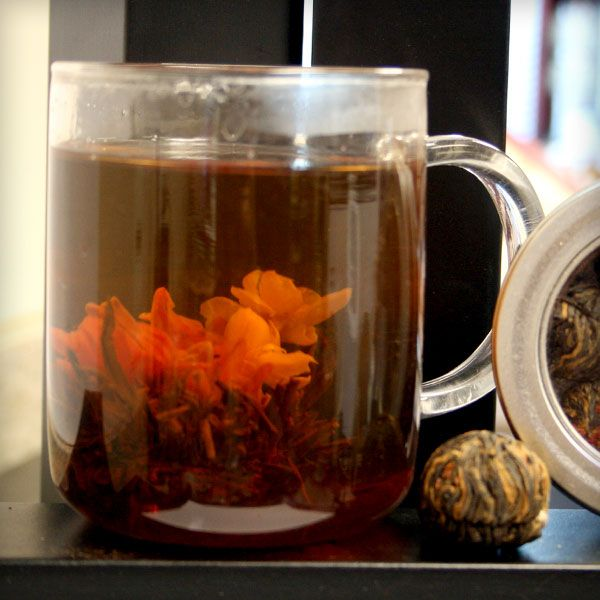black flowering tea bulk lily fairy