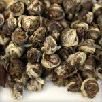 dragon jasmine pearls green tea