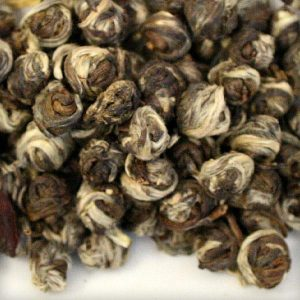 dragon jasmine pearls green tea