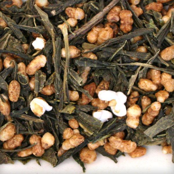 Special Grade Genmaicha green tea