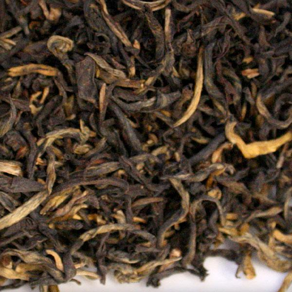 assam yunnan black tea blend
