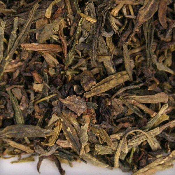 Organic Green Land Blend tea