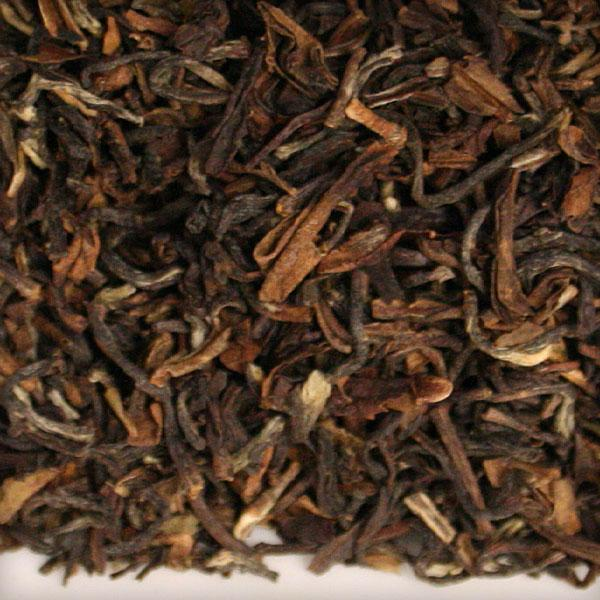 Organic Darjeeling Earl Grey tea bulk
