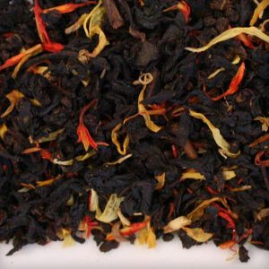 Passion fruit black Tea bulk