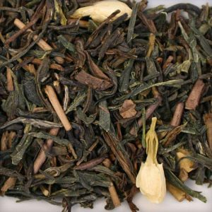 jasmine green tea sencha