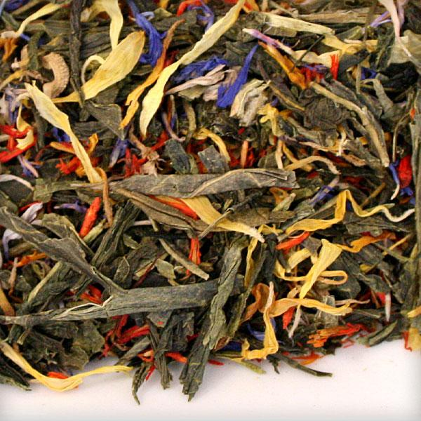 green tea blend wholesale
