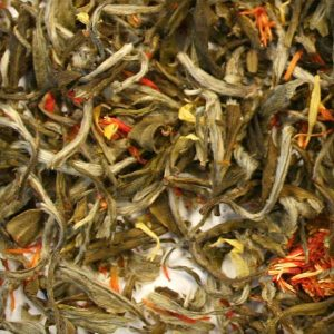 green tea loose leaf tea blend