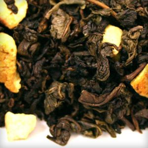 Oolong loose leaf tea Orange Blossom