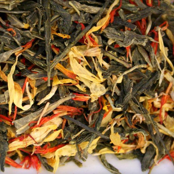 green tea blend bulk