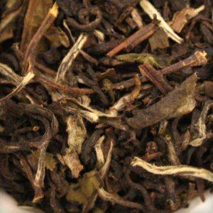 pu erh loose leaf tea blend
