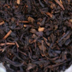 Oolong loose leaf tea Peach flavor