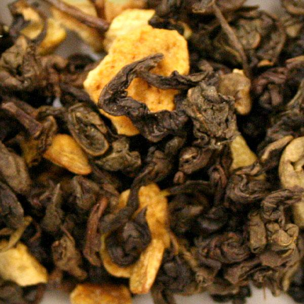 oolong ginger loose leaf tea wholesale