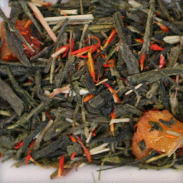 Spontaneitea green tea blend