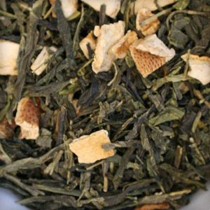 green tea blend tea
