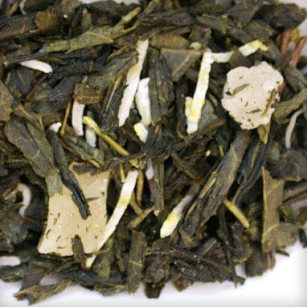 Green tea blend Pinacolada