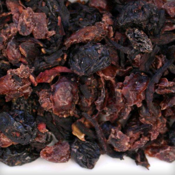 fruit herbal tea blend bulk