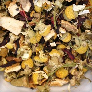 herbal blend hibiscus chamomile