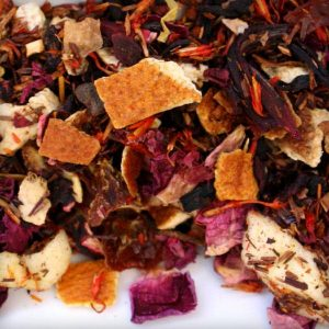 rooibus Blood Orange herbal tea
