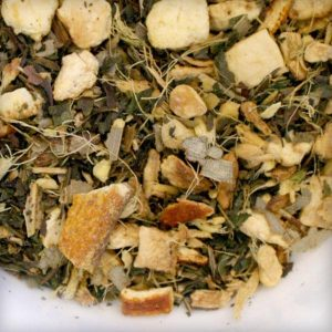 herbal winter blend
