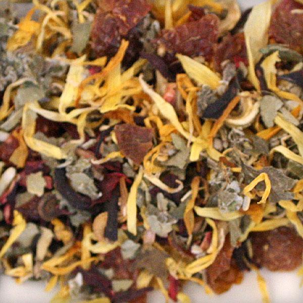 herbal fruit tea blend wholesale