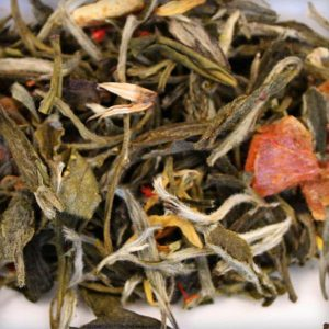 White tea Ginger Orange Peach