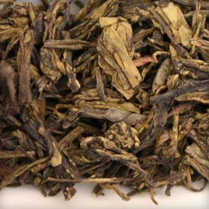Organic Lung Ching Dragon Well green tea