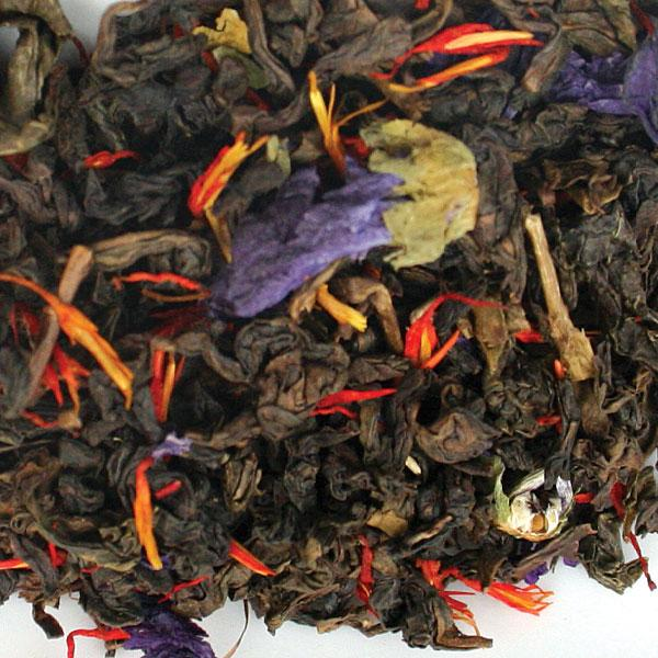 Oolong loose leaf tea blend