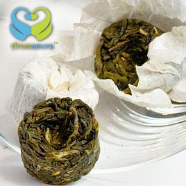 JAsmine Pu-Erh Tea Cakes