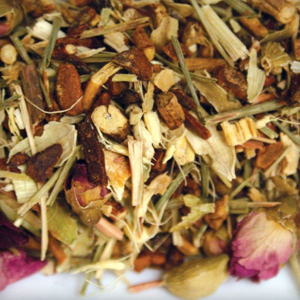 om herbal vedic tea blend