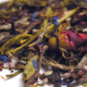 White Hibiscus tea