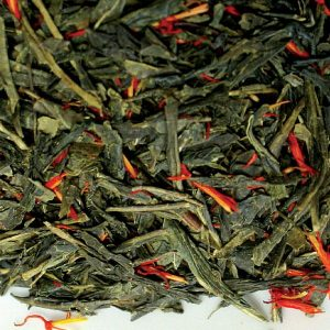 Yuzu Berry Sencha green tea