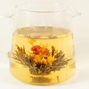 blooming tea green bulk