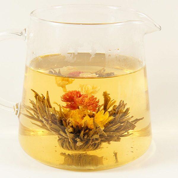 blooming tea green bulk