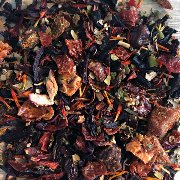 cleansing-hibiscus-berriestisane-herbal-tea