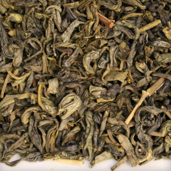 Organic Chunmee green tea