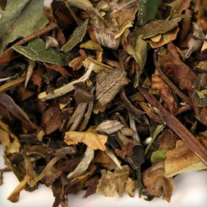 organic pai mu tan white tea