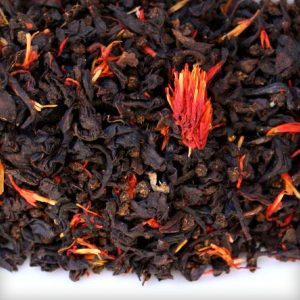 Organic Pomegranate Black Tea