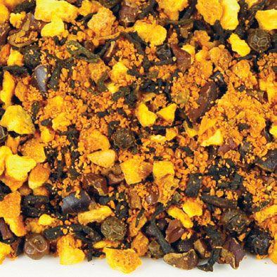 organic puerh tea turmeric