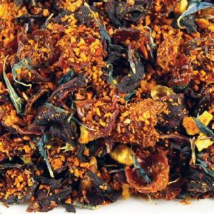 rooibos turmeric herbal tea