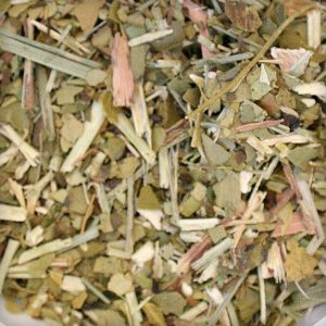 green mate lemongrass tea