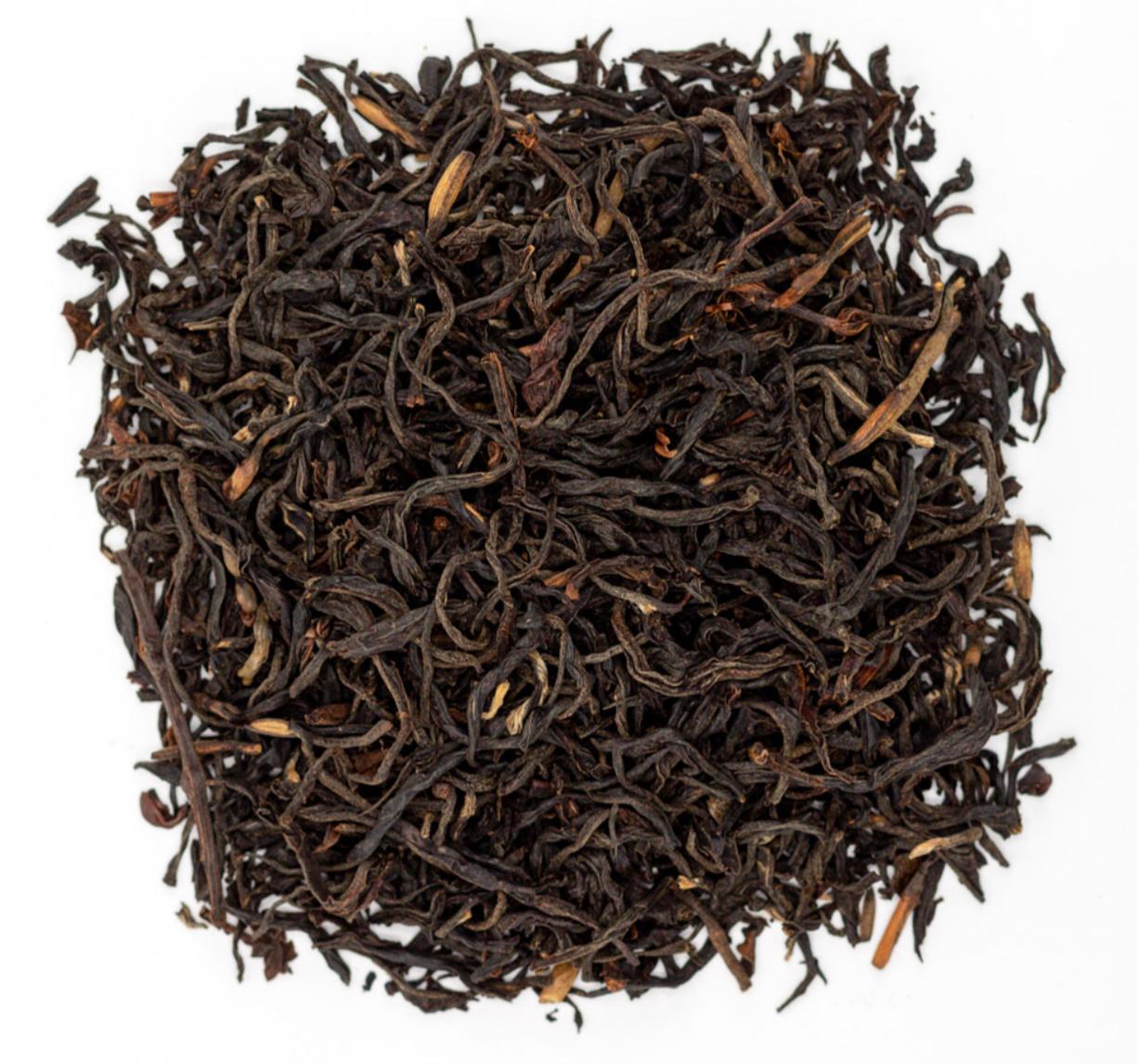 black colombian tea